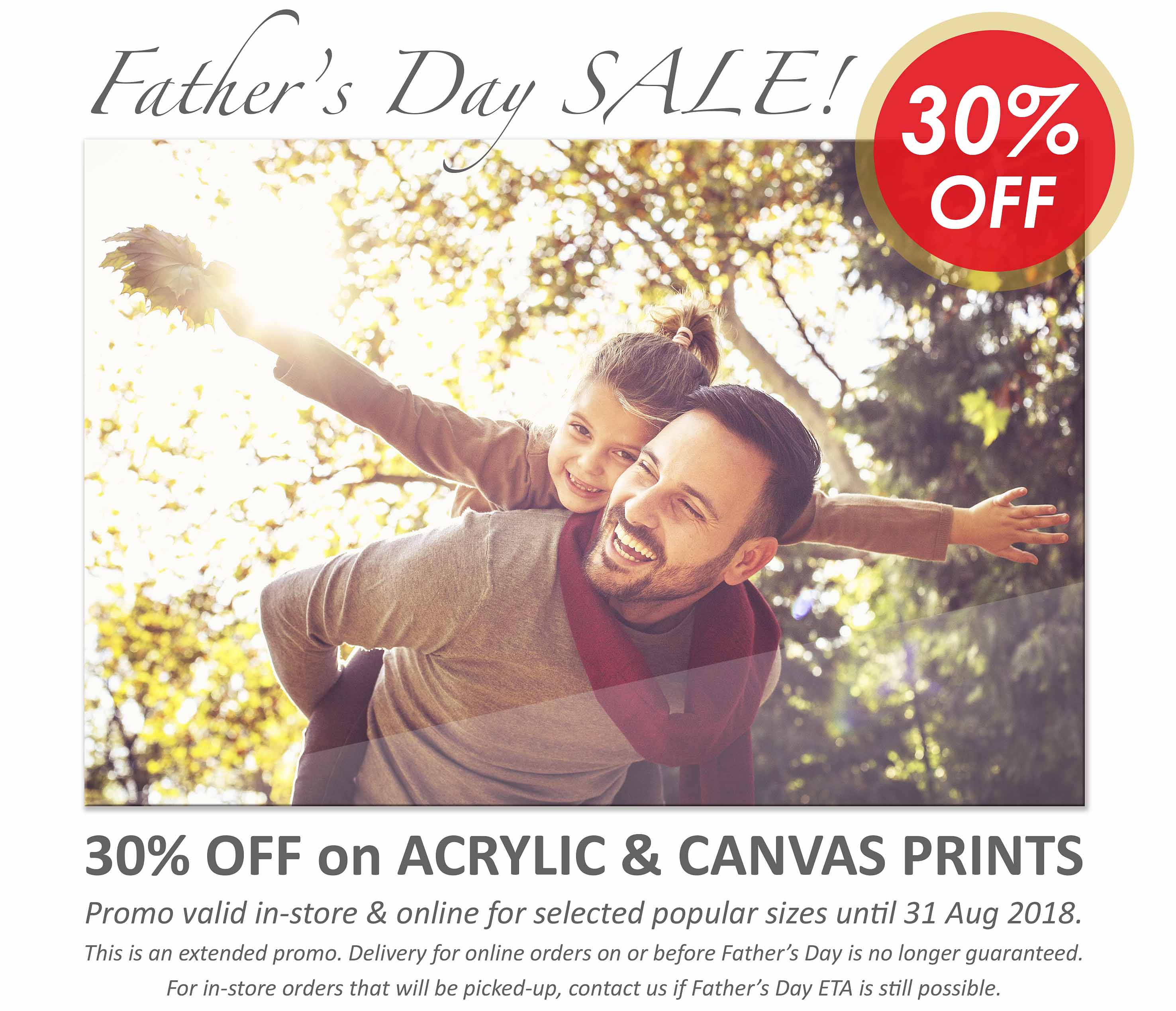 Deluxe Art Fathers Day Sale 30 OFF.v2