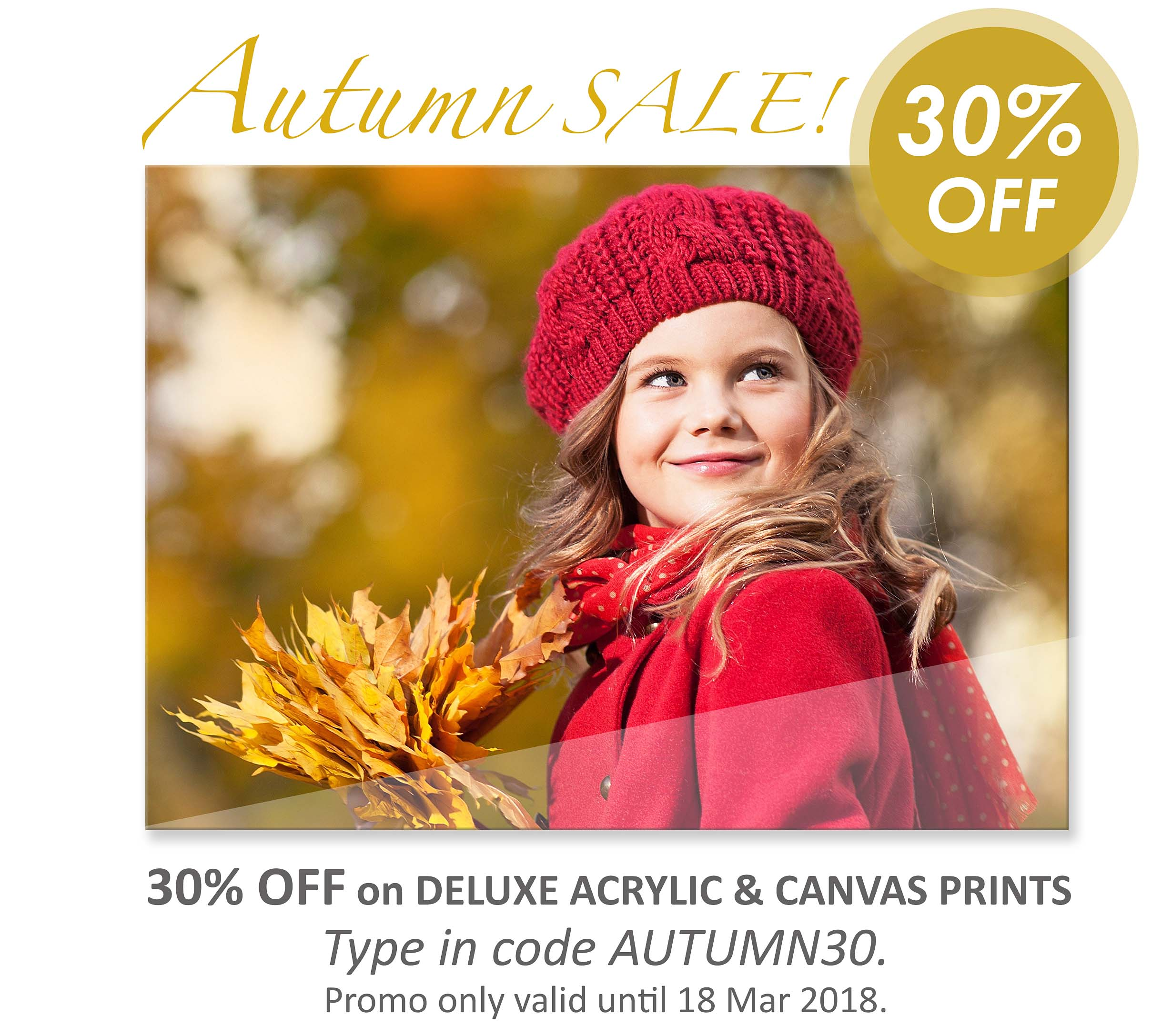 Deluxe Art Fine Art Printing Autumn Sale 2018 Home