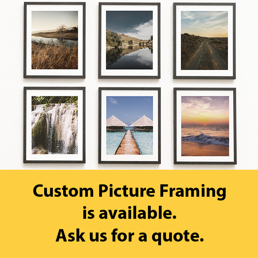 Fine Art Printing Giclee Printing Deluxe Art Picture Framing