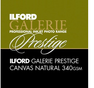 ilford galerie prestige canvas natural large